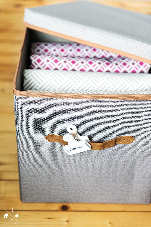 Bettwäsche aufbewahren mit Tchibo | Bettwaesche, Schubladen und ...