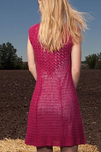 Ravelry: Rockin' Red Dress pattern by Doris Chan