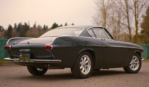 1969 volvo p1800 for sale