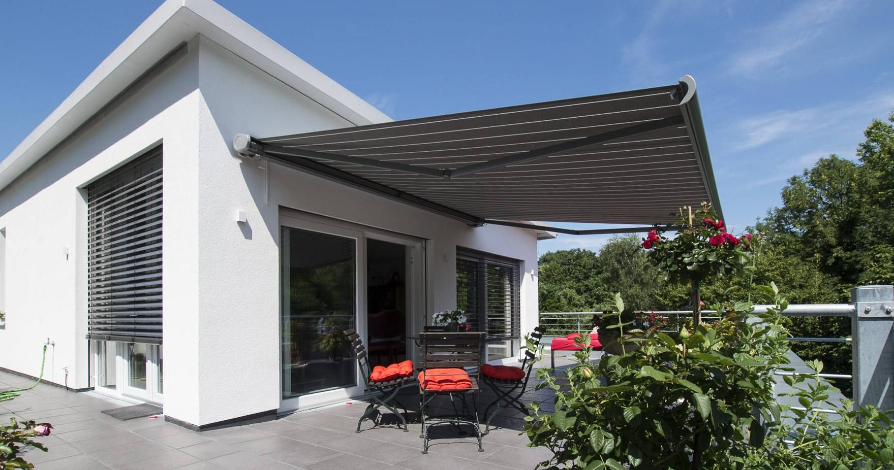 Are you looking for an extended awning to cover your whole