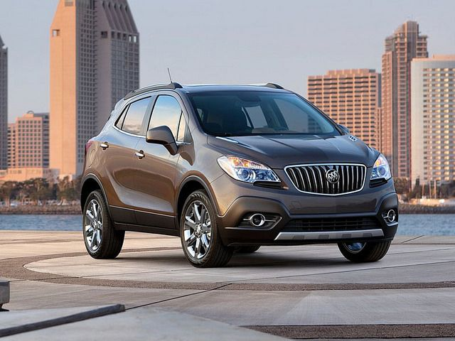 2016 Buick Encore This Year Baby You Ll Be Mine