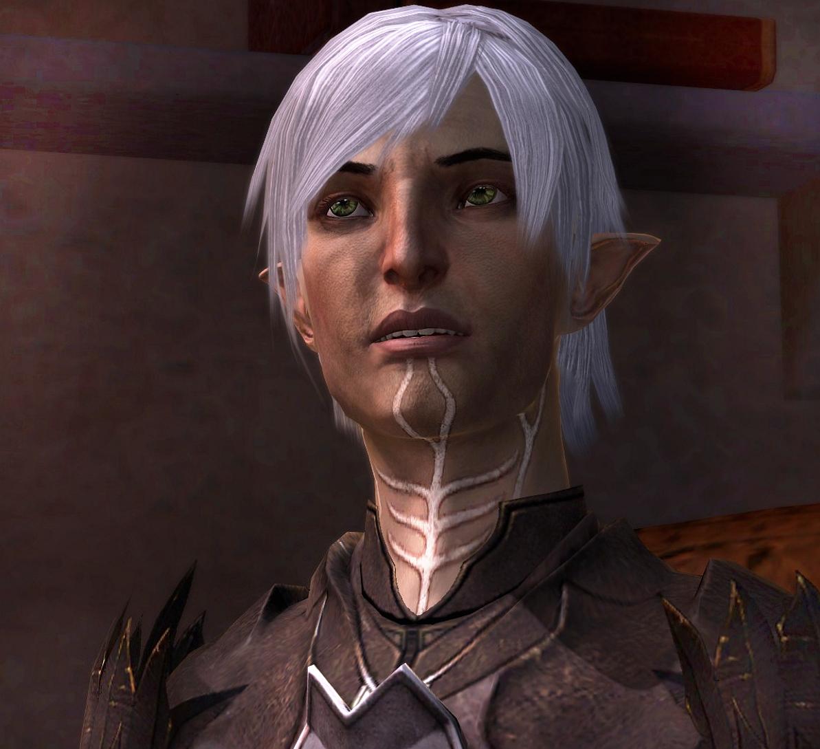 Dragon Age 2 Fenris Mod - bestyfile