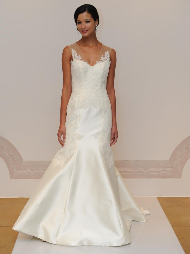 Fit and flare dress wedding  Judd Waddellus Fall  Wedding Dresses Are for Brides Who Love