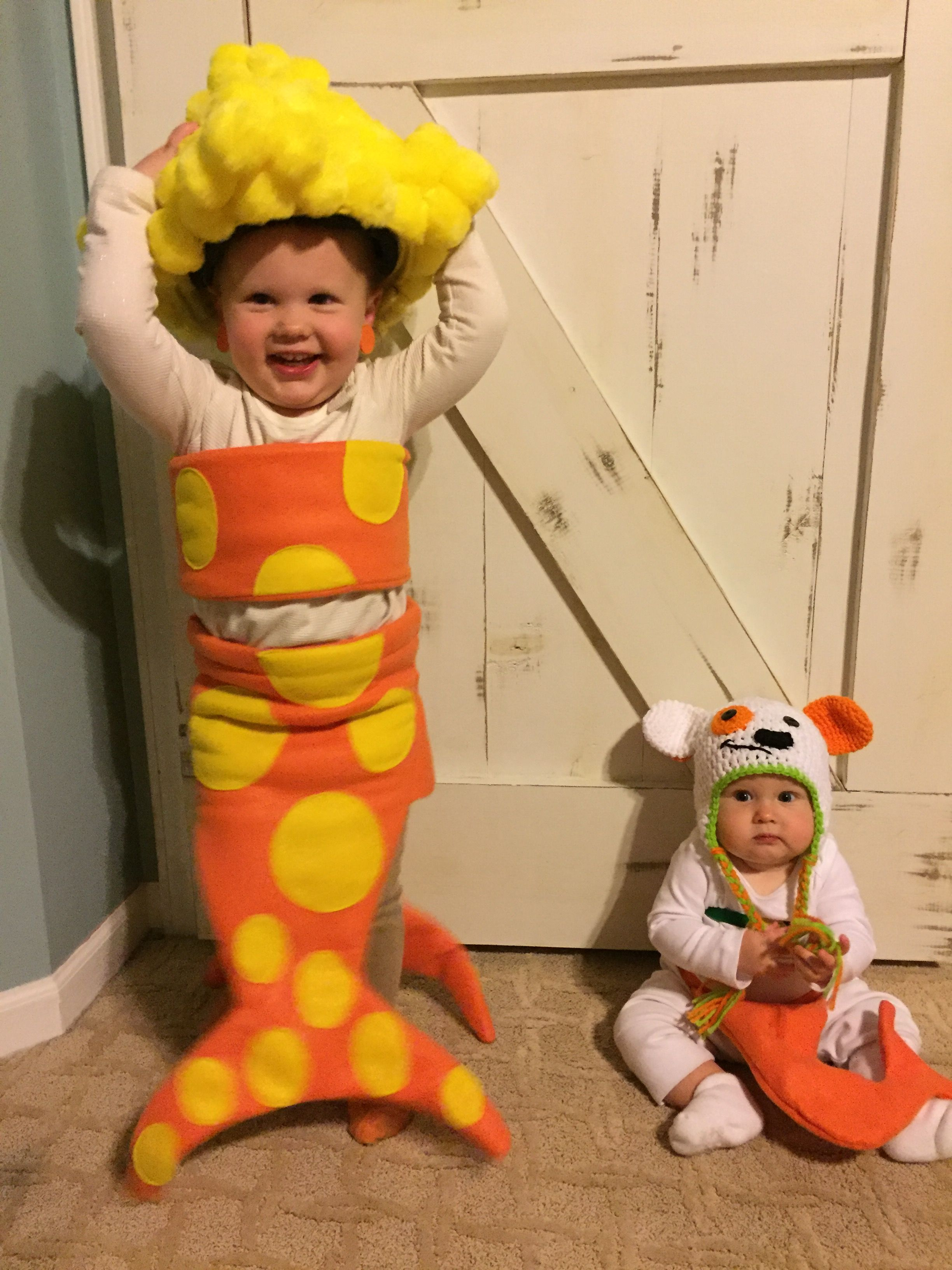 Bubble Guppies Costume : bubble, guppies, costume, Bubble, Guppy,, Puppy, Halloween, Costume, Guppies, Costume,, Costumes,, Toddler, Costumes