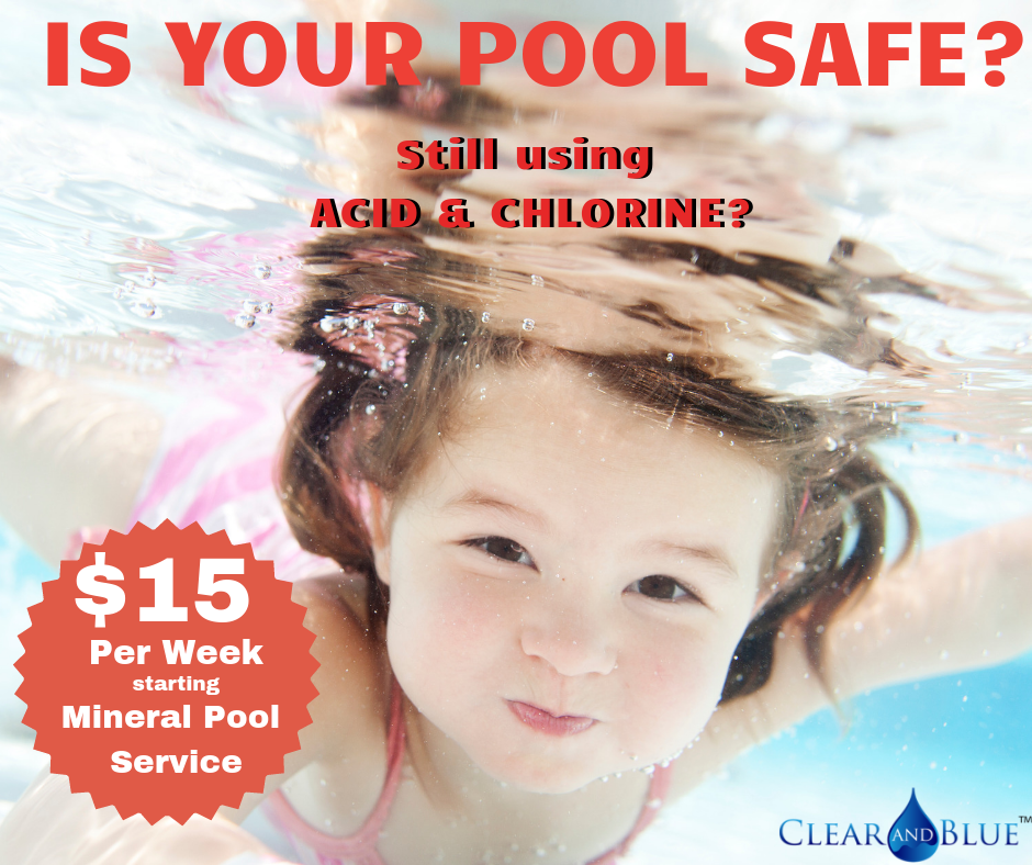 Pin By Clear And Blue Pool Service On Backyard Oasis In
