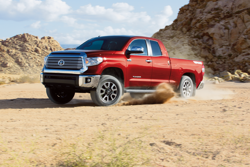 2014 Toyota Tundra Double Cab SR5 4x2 5.75L V8 (With