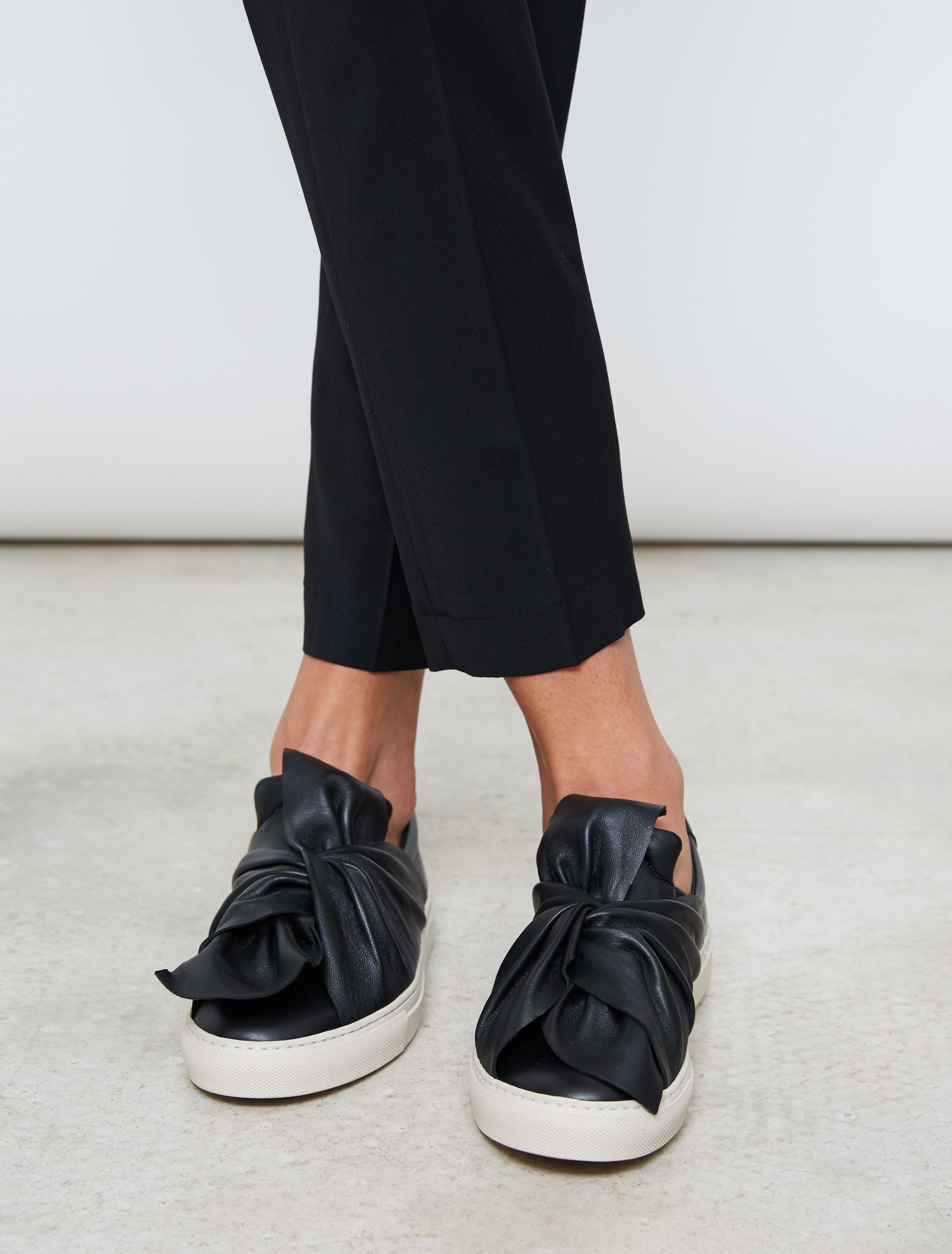 Ports 1961 Bow Sneakers Black WOMEN'S