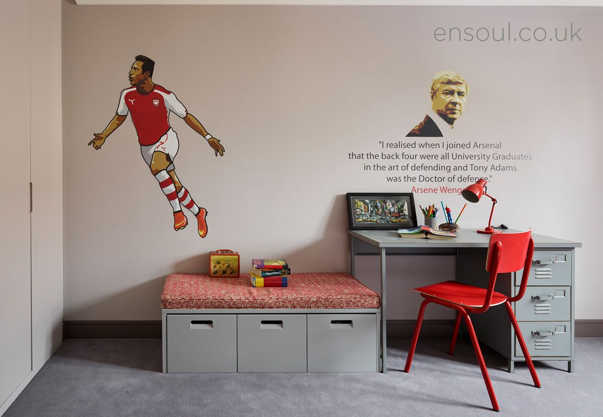 Best Inspired By Arsenal Football Club This Young Boy's 400 x 300