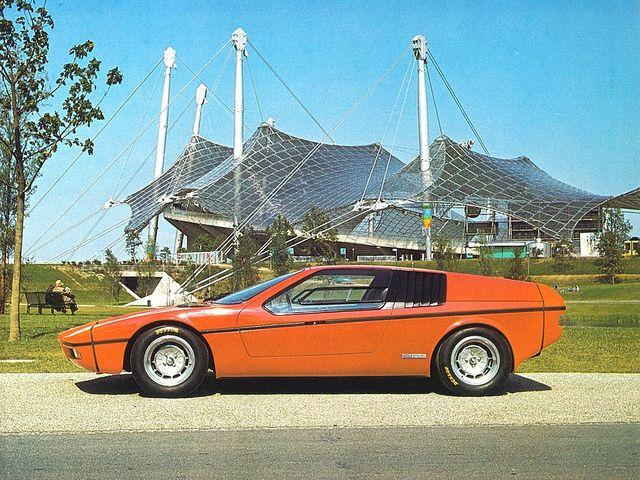 BMW E25 Turbo X1 Concept Car, 1972   Concept cars   Pinterest   BMW ...