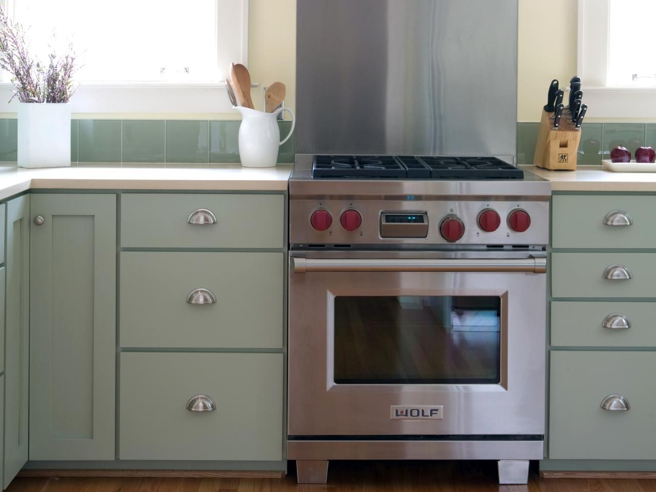 Kitchen Cabinet Paint Colors Pictures Ideas From Hgtv Rustic Kitchen Cabinets Industrial Decor Kitchen Rustic Kitchen Design