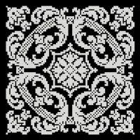 """(7) Gallery.ru / natashakon - Альбом """"Filet Lace Patterns II"""""""
