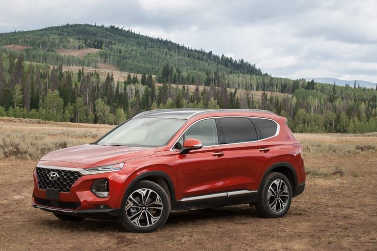 2019 Hyundai Santa Fe Review Practicality Over