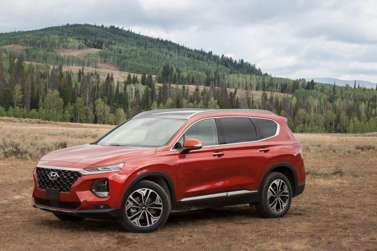 2019 Hyundai Santa Fe Review Practicality Over