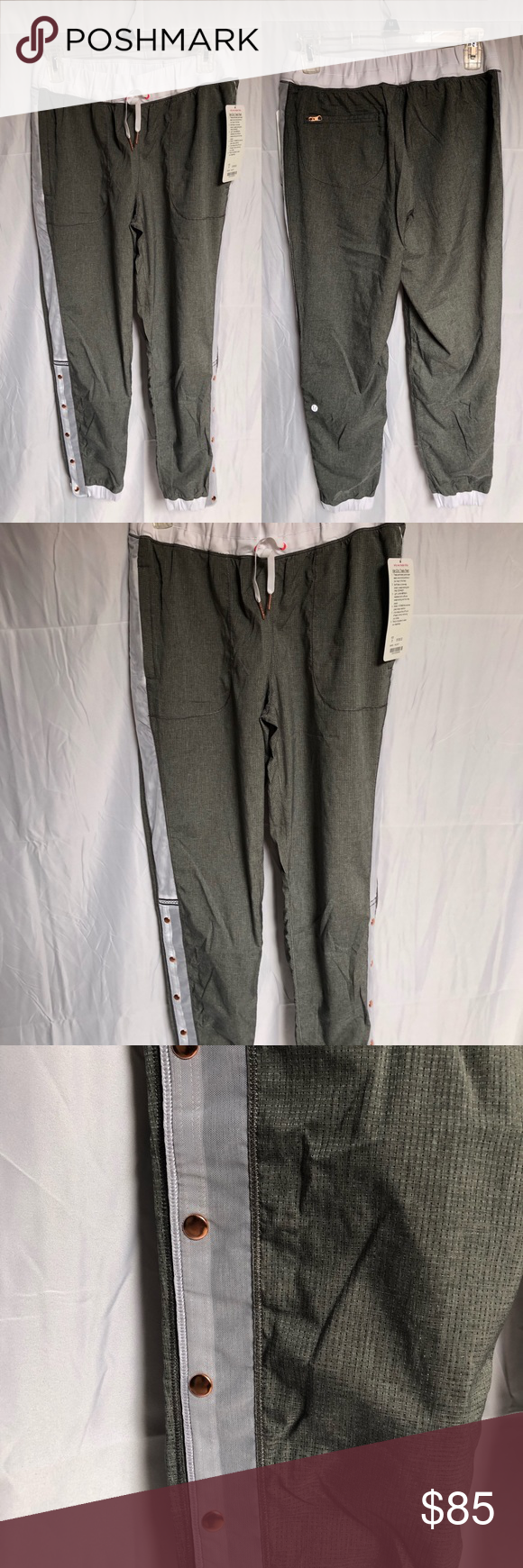 f51bf3faf NWT Lululemon Var-City Track Pant size 8 New with tags! Light weight and  really comfy! lululemon athletica Pants Track Pants   Joggers