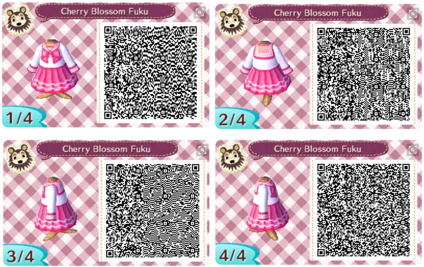 Animal crossing new leaf qr code dress cherry blossom for Boden qr codes animal crossing new leaf