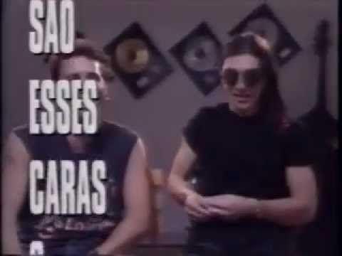 Titãs - Rockstoria (Documentário exibido na MTV em 1991)