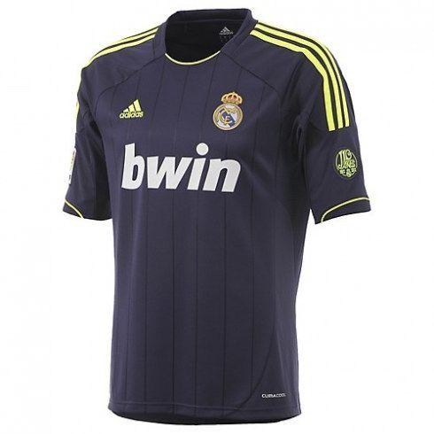 Real Madrid Niño 2012 13 Away Camiseta fútbol  693  - €16.87   Camisetas de  futbol baratas online! 1f7400f1e5d88