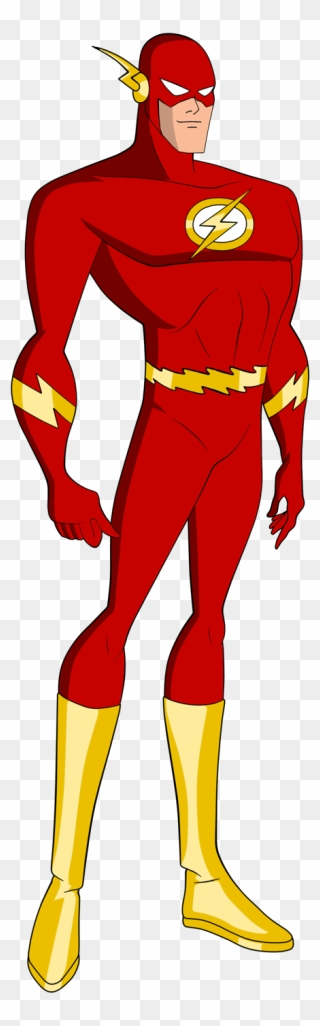 Flash Clipart Flash Marvel Bruce Timm Art Flash Download Png Flash Marvel Bruce Timm Clip Art