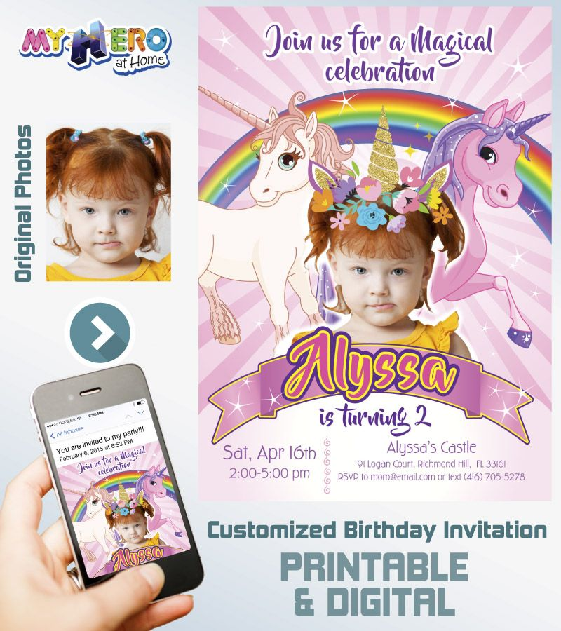 Rainbow Unicorn Invitation  Magical Rainbow Party - Birthday invitations, Rainbow unicorn invitations, Printable birthday invitations, Unicorn birthday invitations, Unicorn invitations, Birthday invitations girl - Unicorns Party Invitation  Fiesta tema Unicornios  Unicorns Birthday  Unicorns Cake  Unicorns Themed Party  Themed Unicorns Party  Unicorns Party Decoration  Unicorns Decor Ideas  Invitacion de Unicornios  Unicorn Bowling Invitation  Bowling party Unicornthemed  Rainbow Party Decoration  Unicorn Party Idea  Birthday Bowling Unicorn themed  Magical Party  Rainbow Party  Rainbow Invitation
