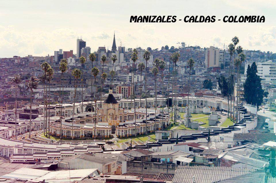 Pin en Manizales/Caldas/Colombia