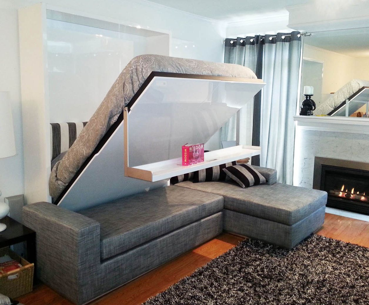Floating Wall Bed Home Shit Pinterest Muebles Cama