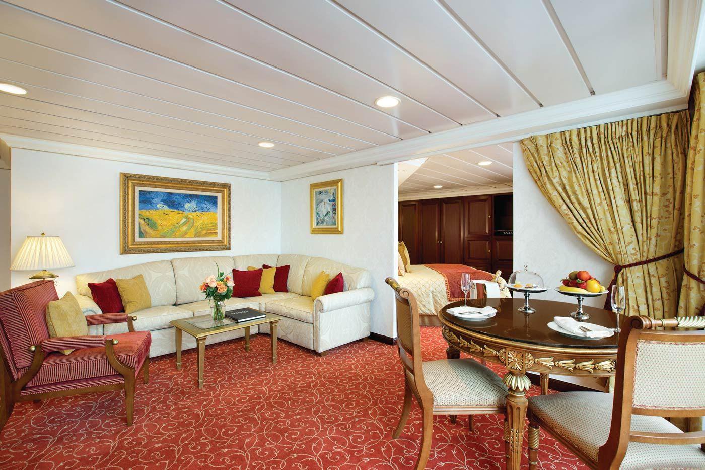 Oceania Insignia, de Oceania Cruises - Lujo en alta mar: los mejores cruceros del mundo