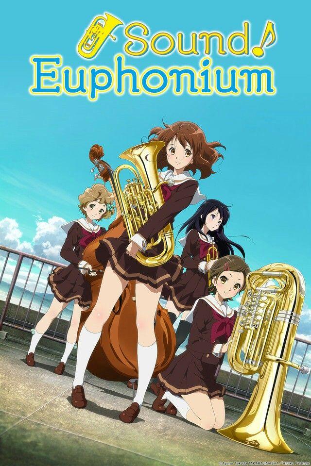 Sound! Euphonium Anime, Euphonium, Kyoto animation