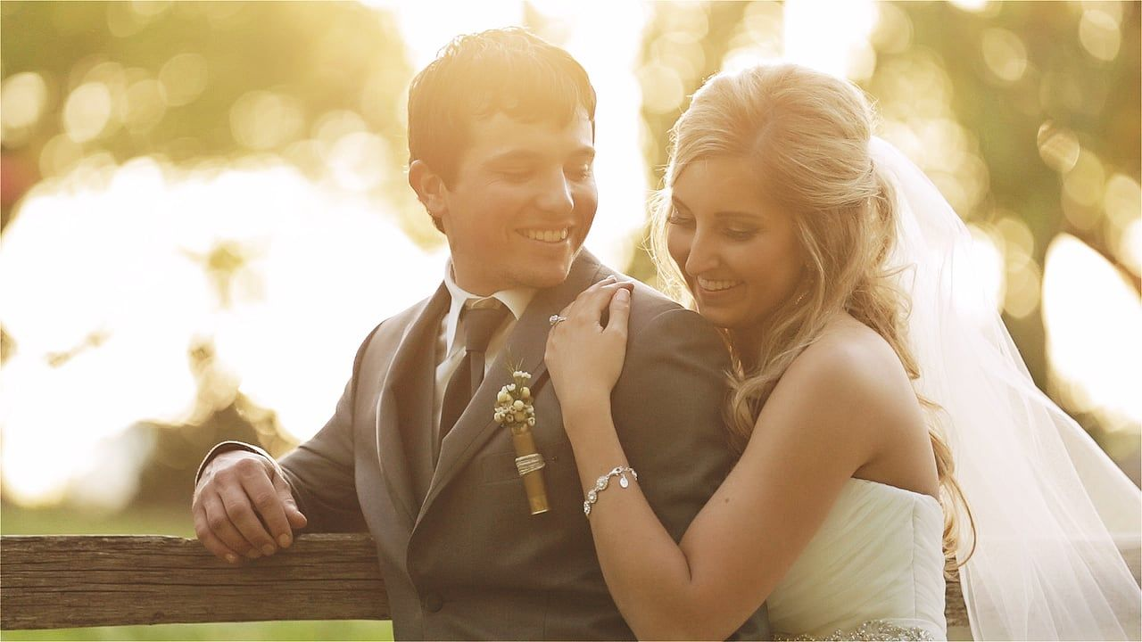 You Ll Probably Need The Tissues For This One Jordan Chance S Sweet Wedding