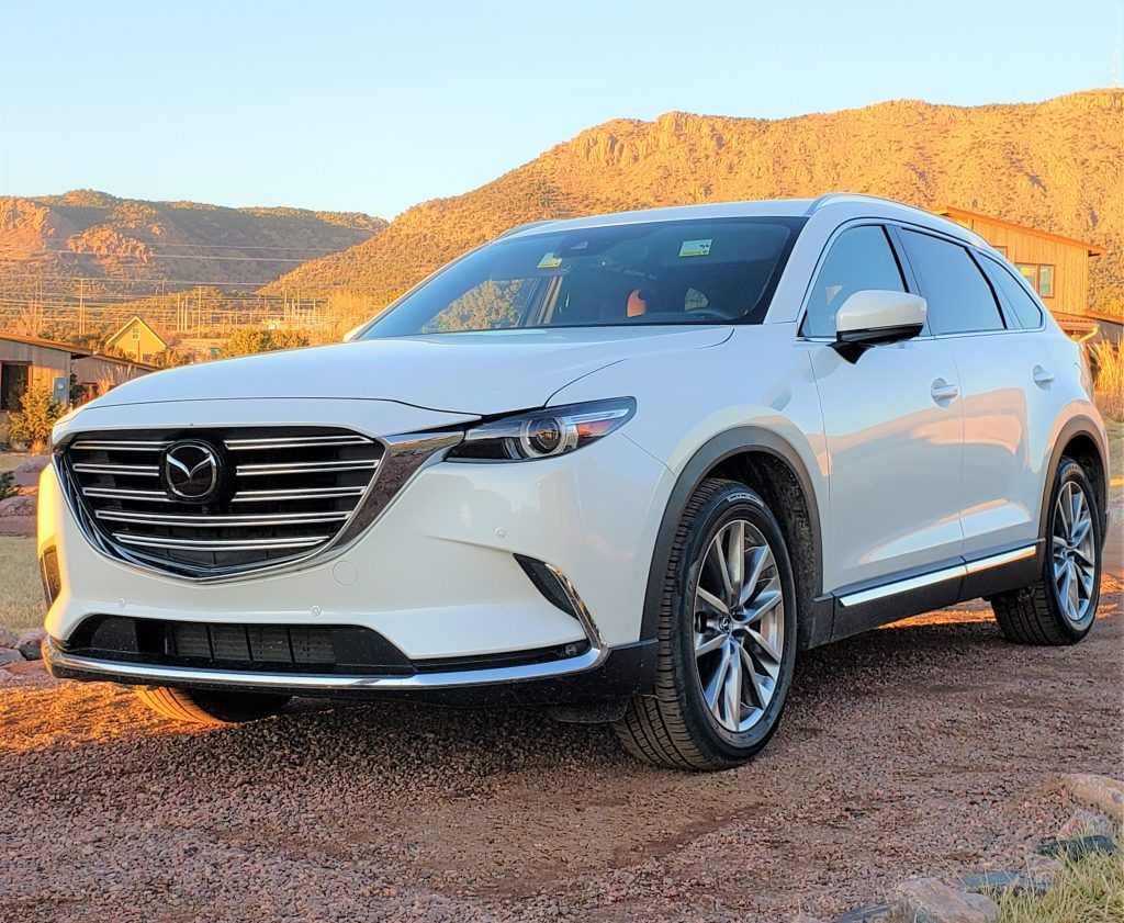 2019 Mazda CX9 Review in 2020 Mazda cx 9, Mazda, Best