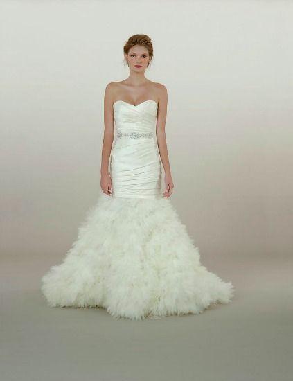 Bridal Market Liancarlo Fall 2014 Inexpensive Wedding Dresses