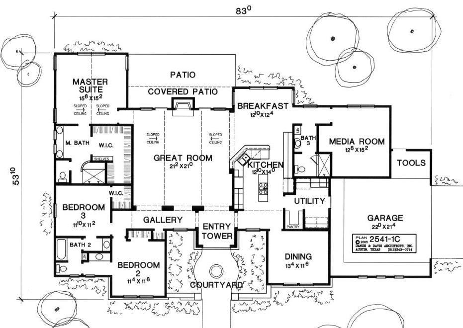 http://www.danze-davis/houseplans/details/plan-2541-1c, 2598sf