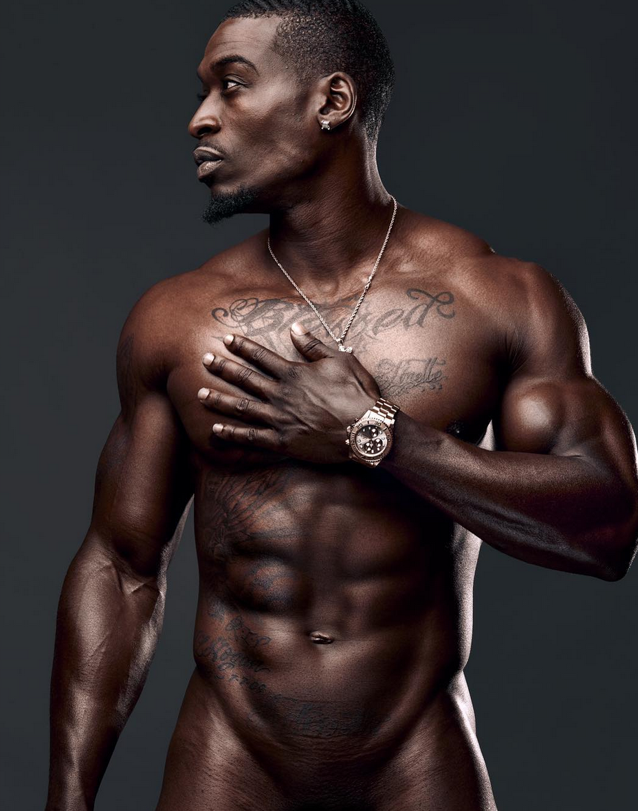 Hot black naked men tumblr