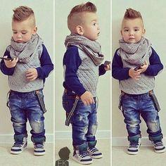 Little Boy Undercut Hair Google Search Kleinkind Junge