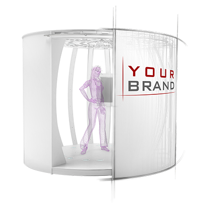 3D full body scanner by @3delements