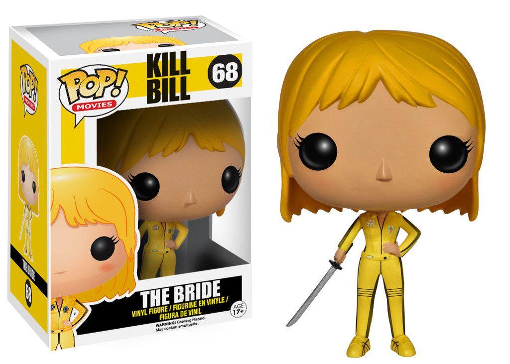 Funko Pop! Movies: Kill Bill - The Bride