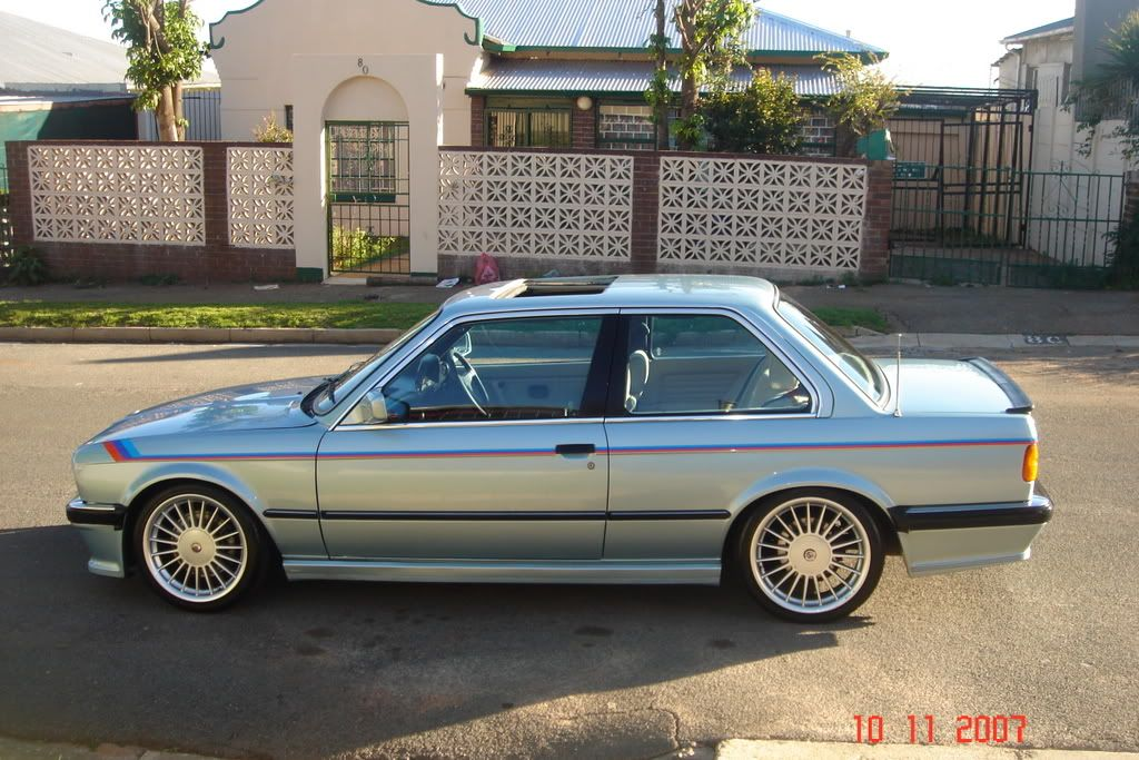 Soth African Bmw 333i With Images Bmw E30 Bmw E30 Coupe Bmw