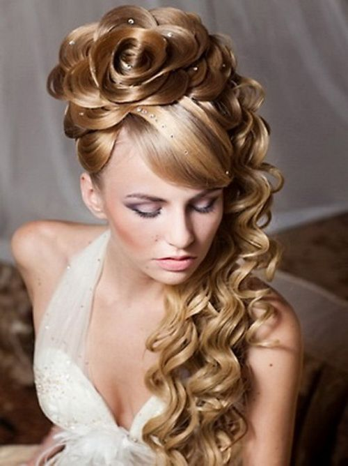 Peachy 1000 Images About Prom Hairstyles On Pinterest Casual Hairstyles For Women Draintrainus