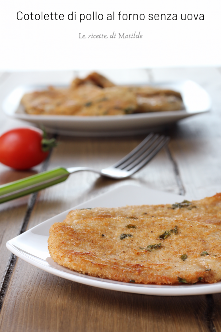 Photo of BAKED CHICKEN CUTLETS WITHOUT EGGS – Matil's recipes …