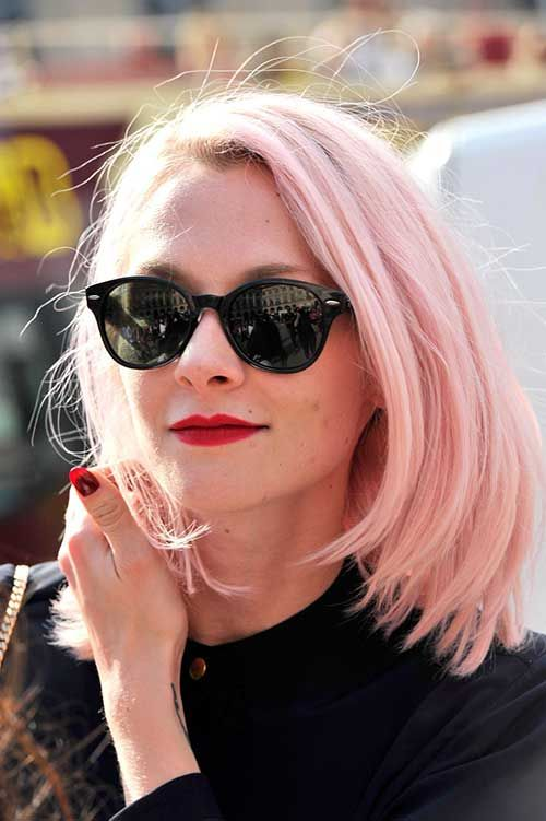 Short Hair Color Trends 2015 2016 Body Fashion Pinterest
