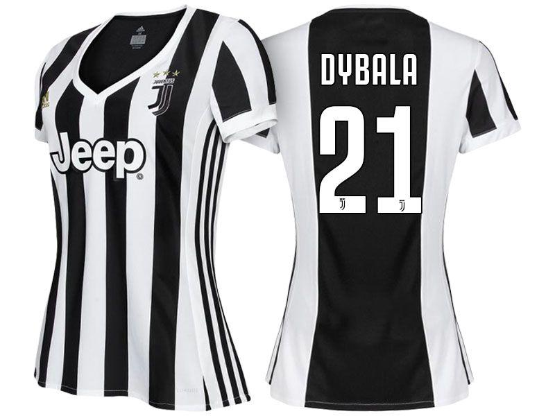 61691c894 Women Juventus Home Kit 17-18 paulo dybala