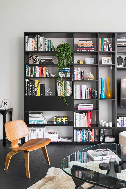 woonkamer boekenkast | woonkamer | Pinterest - Woonkamer boekenkast ...