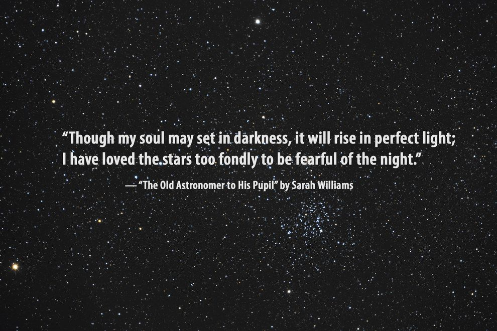 Stars And Love Quotes: 48 Of The Most Beautiful Lines Of Poetry