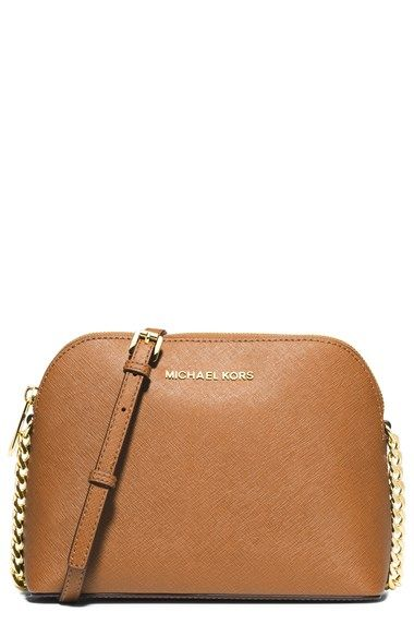 adf458f5f1e2 MICHAEL+Michael+Kors+ Large+Cindy +Dome+Crossbody+Bag +available+at+ Nordstrom