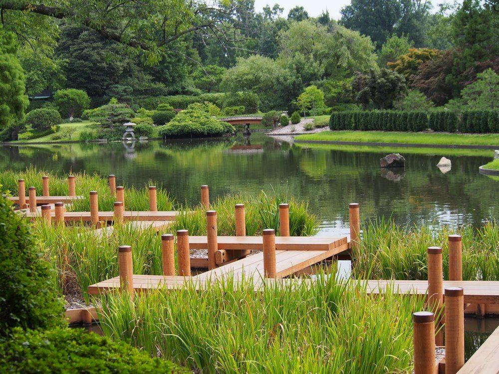 St Louis Botanical Garden St louis botanical garden