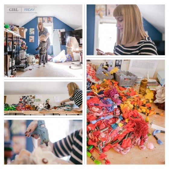 Girl Friday Megan Hunt Friday Working Woman Women