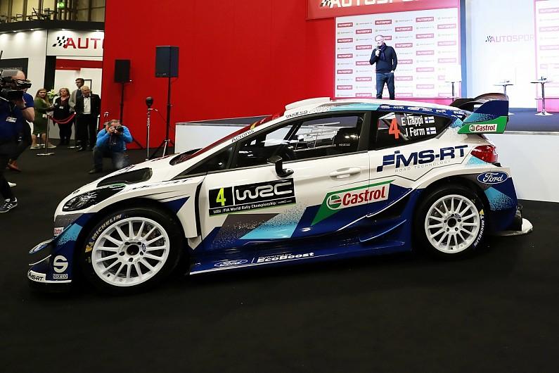 MSport's Fiestas to run retro Delecourinspired WRC