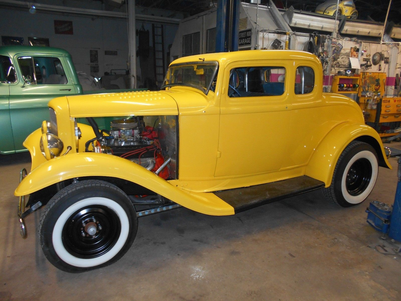 Nice Awesome 1932 Ford Other 1932 ford deuce coupe nostalgia hot rod ...