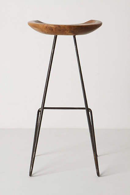 Perch Stool Wooden Dining Room Chairs Stool Bar Stools