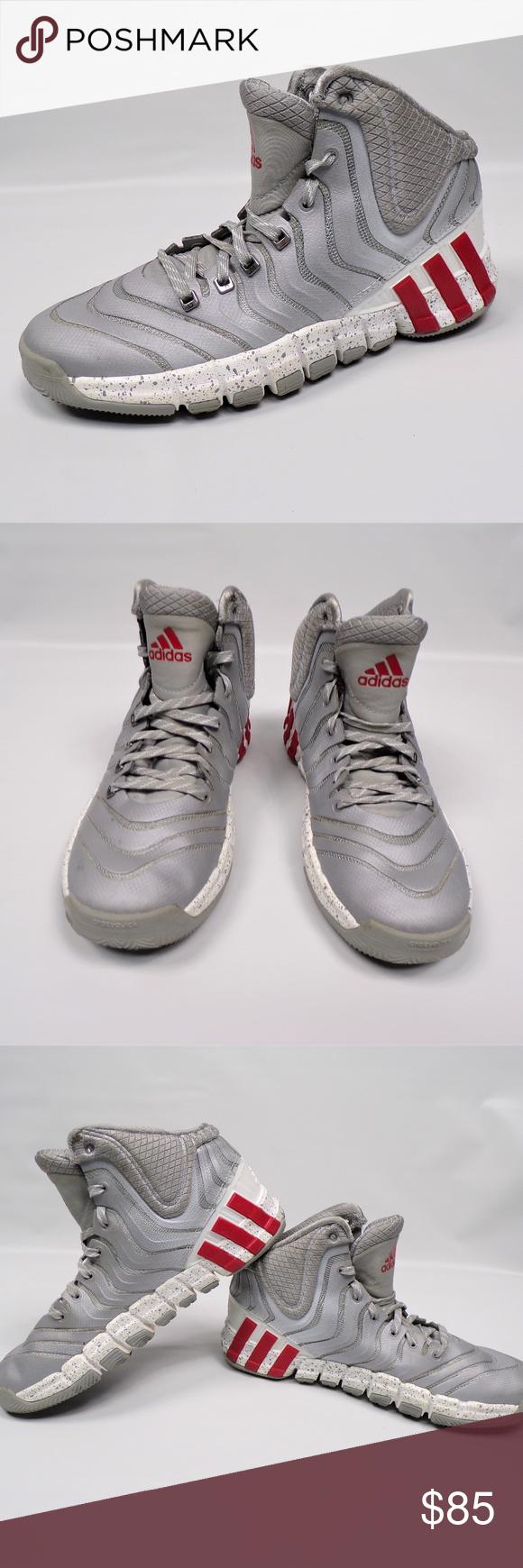 ADIDAS ADIPURE CRAZYQUICK 2 Damian Lillard Basketball Schuhe