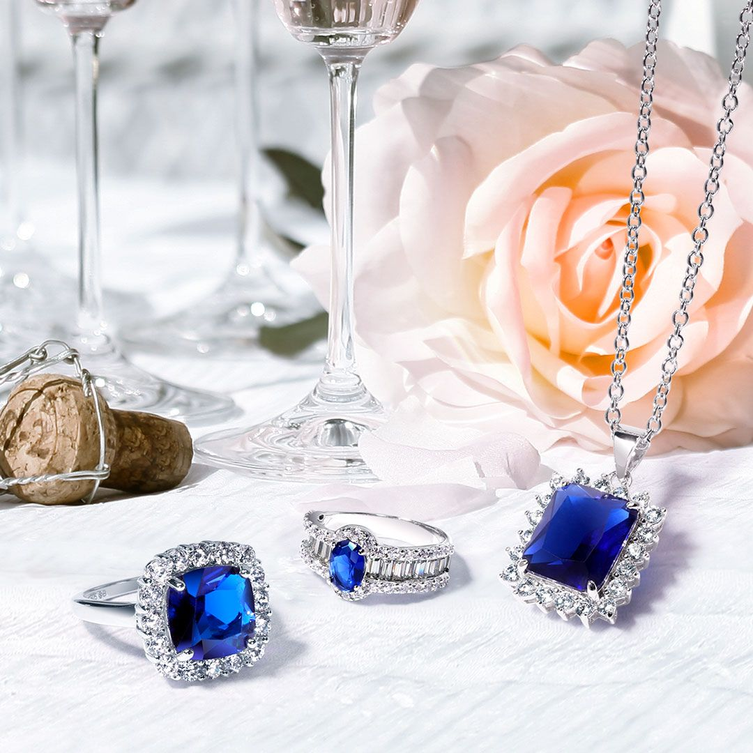 Find Your Sparkle In September Birthstone Jewelry! Shop Birthstone Jewelry  At Blingjewelry